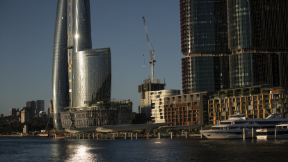 Crown vows to open Barangaroo casino before decision on licence