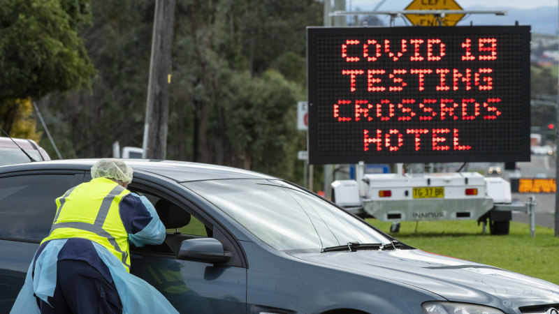 Fears of further spread as Crossroads Hotel virus cases become infectious within a day – Sydney Morning Herald