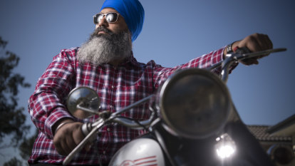 'The birthday gift I can't use': Why Amar wants helmet, hard hat exemption for Sikhs
