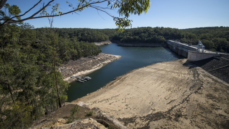Warragamba Dam wall rise poses risk to Blue Mountains bushland, says