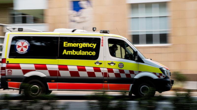 'Our hearts just sink': Elderly woman fighting for life after being hit by car
