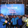 Manchester City clinch third Premier League title in four seasons