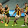 Done and Dusty-ed: Tigers flunk the Martin test