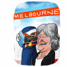 Diplomacy reigns at the Australian Grand Prix