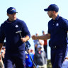 Ryder Cup tempers boil over as US tighten grip