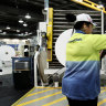 Manufacturing and hospitality jobs struggling out of virus