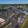 Gowings' Moonee Market centre to test demand