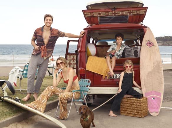 Classic summer safari looks to brighten up your beach trip
