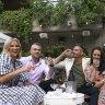 Sydney celebrates Friday night drinks after long lockdown