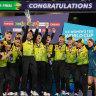 Spectator at Twenty20 World Cup final diagnosed with coronavirus