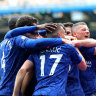 Full freight: Chelsea's stars not taking pay cuts