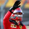 Shades of Schumacher as Leclerc takes fourth successive F1 pole