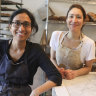 Cinnamon scrolls prove why Flour Shop is one of Sydney's top bakeries