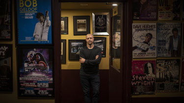 Sam Nardo, chief operating officer of Century Venues which manages the theatre, says the reopening – the theatre's third attempt – marks a celebration after a difficult year.