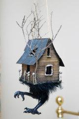 The Baba Yaga Hut by Tarryn Handcock.