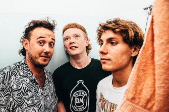 Sunshine Coast punk rockers The Chats.