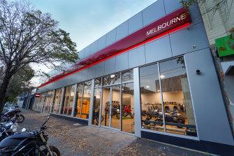150-158 Montague Street, South Melbourne.