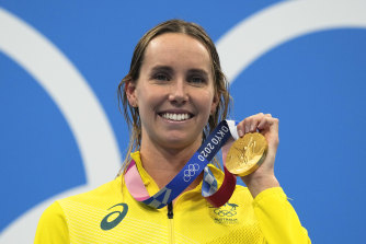 Emma McKeon is now Australia's most successful Olympian.