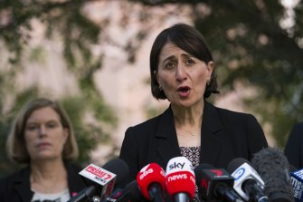Premier Gladys Berejiklian said NSW was leading the way in innovation.