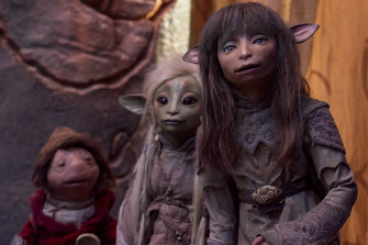 The Dark Crystal: Age of Resistance came alive on screens thanks to Netflix in 2019.