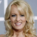 Stormy Daniels claims she had sex with Donald Trump in 2006.