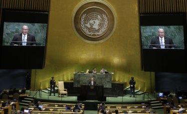 Nauru warns of climate change 'Armageddon'