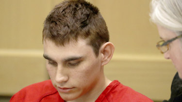 The accused Nikolas Cruz could face the death penalty over the Florida school shootings last February.
