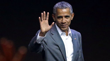 Former president of the United States, Barack Obama, will visit Sydney next month.