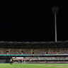 Almost half crowd affected by Gabba power cut can't get Test tickets