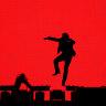 BRISBANE, AUSTRALIA - NOVEMBER 12: Bono of U2 performs at Suncorp Stadium on November 12, 2019 in Brisbane, Australia. (Photo by Chris Hyde/Getty Images) ***BESTPIX***