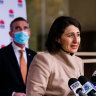Premier Gladys Berejiklian needs to be freed up to take a more strategic role in the management of the Sydney outbreaks.