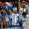 Argentina, Paraguay, Uruguay agree combined World Cup bid