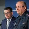 Premier confident in Commissioner Ashton despite Informer 3838 scandal