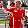 Ferrari's Raikkonen still has the drive, and still does it his way
