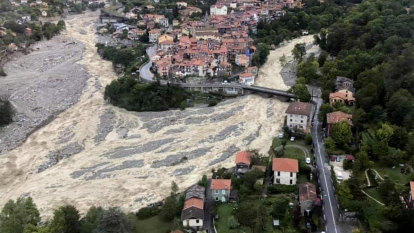 People still missing in French floods as bodies found on Italian beach