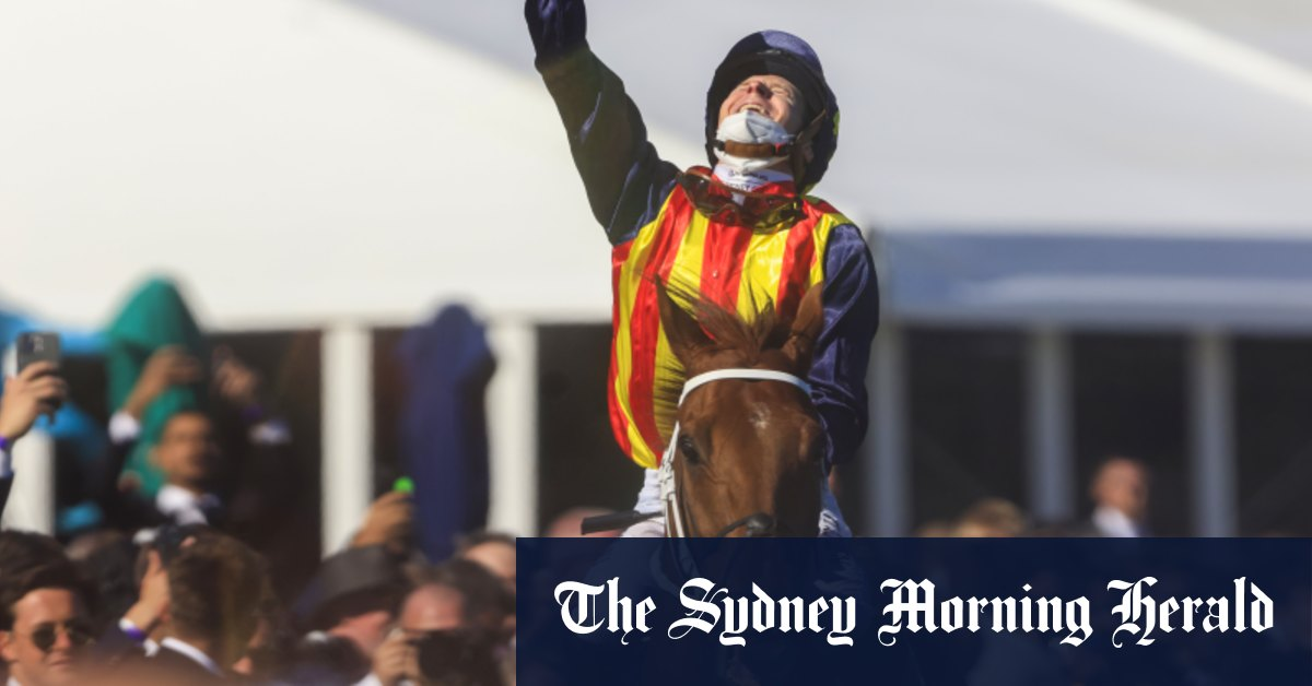 Nature Strip wins The Everest after leading all the way – Sydney Morning Herald