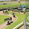 Racing returns to Newcastle on Monday with an eight-race program.