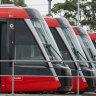 'This is a tragic loss': Sydney light rail construction 'destroys' heritage site