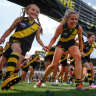 New Tigers coach Ferguson bullish on improving women's side