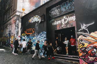 Streetwear retailer Culture Kings will be listed on the NYSE as part of a multi-billion dollar float.