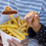 Just four servings of ultra processed food a day is still too much