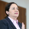 'Still a really big issue': Palaszczuk flags social problem she plans to tackle