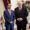 Morrison uses Jakarta visit to meet Jokowi and smooth Beijing ties