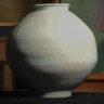At first, it looks like a humble grey jar – then its beauty unfolds
