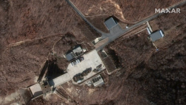 Satellite imagery showing new activity at a North Korean rocket launch site has raised doubts that Kim Jong-un will ever give up his nuclear technology.