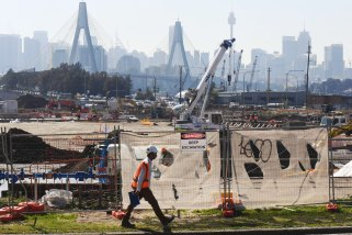Sydney's Delta outbreak will add about $500 million to the cost of the state's major infrastructure projects.