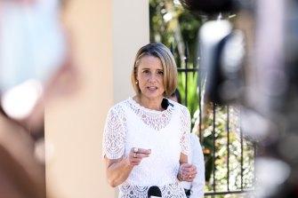 Labor senator Kristina Keneally is a former NSW premier.
