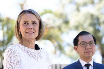Senator Kristina Keneally divided opinion when she announced she would run for preselection for the western Sydney seat of Fowler.