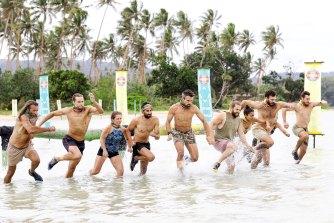Australian Survivor All Stars'13 remaining contestants.