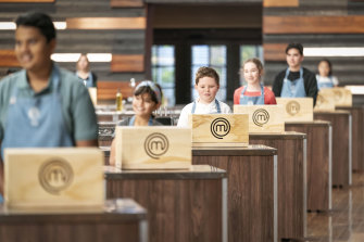 Junior MasterChef is just what we need on our television screens right now.